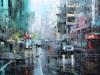Montreal, Turquoise Rain