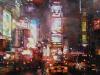 Times Square Mist