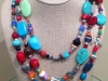 Confetti Wrap Necklace 60
