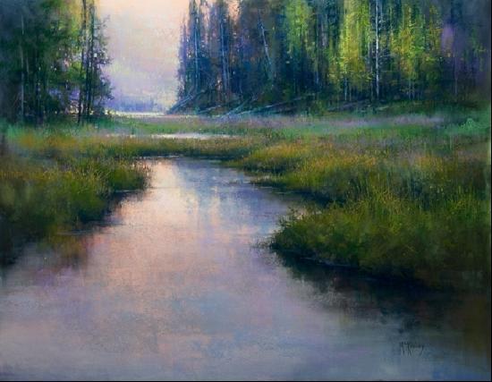 Richard Mckinley Horizon Fine Art Gallery Jackson Hole