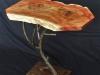 Carob Side Table