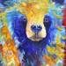 Bear of Strength 36 x 48