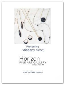 Presenting Shaesby Scott