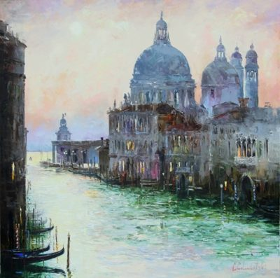 Introducing Gleb Goloubetski, A New Artist To Our Gallery