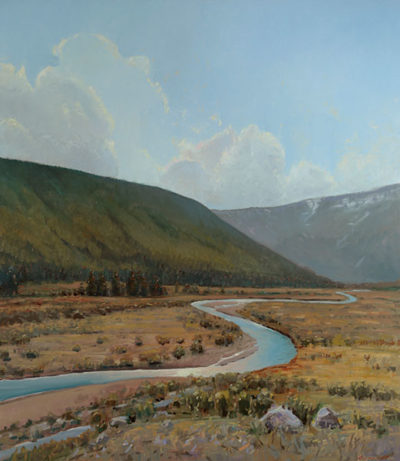 Introducing Peter Campbell, A New Artist To Our Gallery
