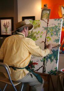 Frank Balaam, Artist, Horizon Fine Art Gallery, Jackson Hole, WY