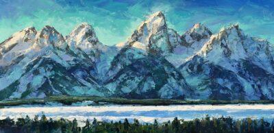 "July 3rd, 2021: Horizon Fine Art Presents ""Open Season"" by Caleb Meyer, 5-8pm"