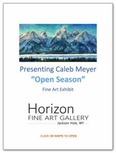 Presenting Caleb Meyer